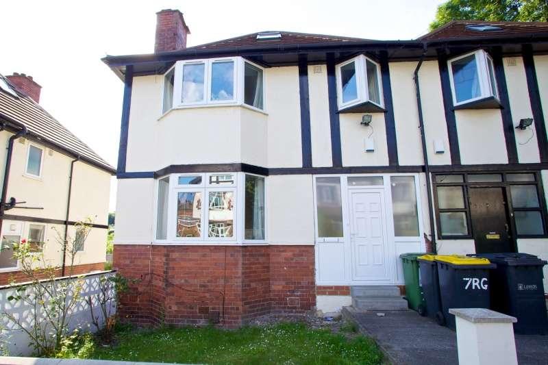 6 Bedrooms Semi Detached House for rent in Rokeby Gardens, Headingley, Leeds