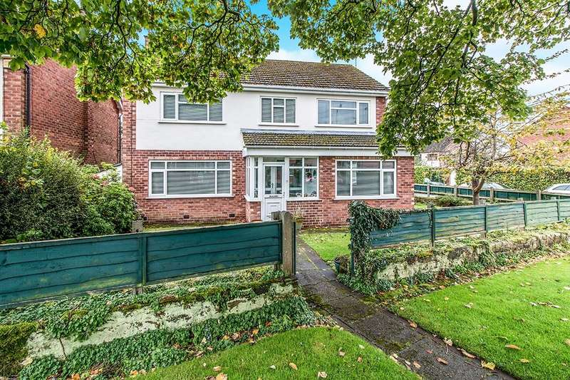 4 Bedrooms Detached House for sale in Ack Lane West, Cheadle Hulme, Cheadle, SK8
