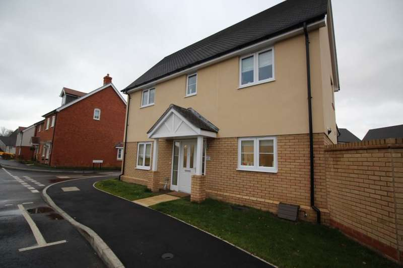 3 Bedrooms Detached House for sale in Buffkyn Way, Maidstone, ME15