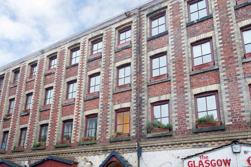 1 Bedroom Flat for sale in Gibson Street, Calton, Glasgow, G40 2SN