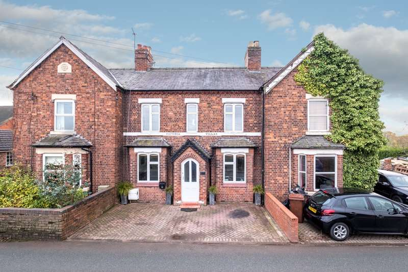 3 Bedrooms House for sale in 3 bedroom House Terraced in Weaverham