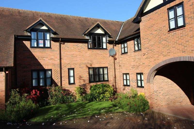 2 Bedrooms Flat for sale in The Dovecotes, Allesley Hall Drive, Allesley, Coventry, CV5 9RD