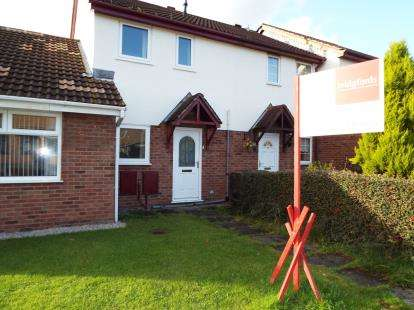 2 Bedrooms Terraced House for sale in Longbrook Avenue, Bamber Bridge, Preston, Lancashire