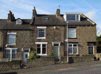 3 Bedrooms Terraced House for sale in Perseverance Street, Pudsey, Leeds, West Yorkshire