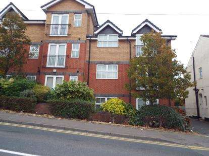 1 Bedroom Flat for sale in Aaron Court, 36a Wood End Lane, Birmingham, West Midlands