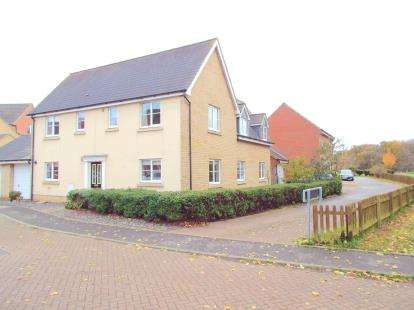 4 Bedrooms Detached House for sale in Little Plumstead, Norwich, Norfolk