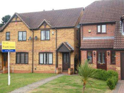 3 Bedrooms Semi Detached House for sale in Cedar Park Drive, Bolsover, Chesterfield, Derbyshire