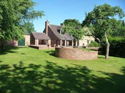 4 Bedrooms Detached House for sale in Cloves Hill, Morley, Ilkeston, Derbyshire