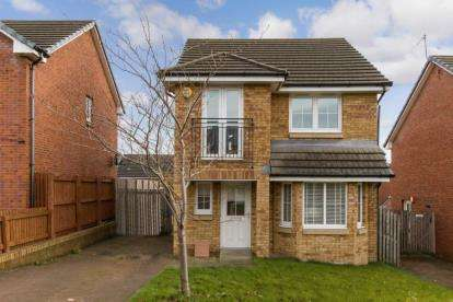 3 Bedrooms Detached House for sale in Myreside Drive, Eastfields, Carntyne, Glasgow