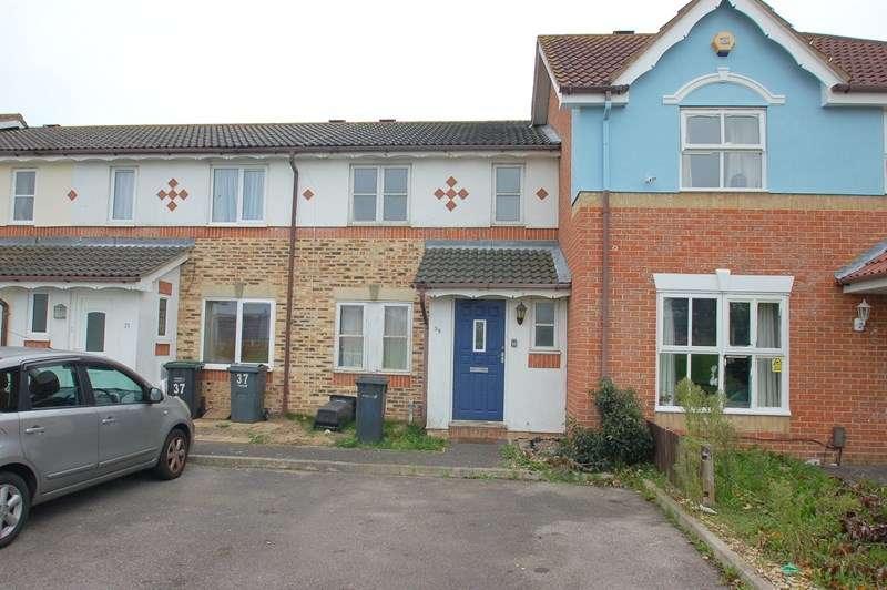 3 Bedrooms Terraced House for sale in Hunter Close, Gosport
