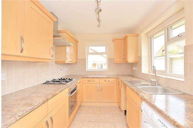 2 Bedrooms Semi Detached Bungalow for sale in Lawn Crescent, SHURDINGTON, GL51 4UR