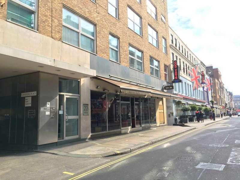 Flat for sale in Dean Street, London