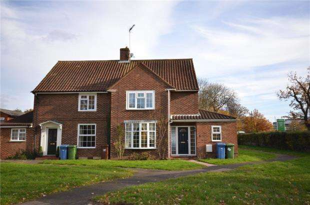 3 Bedrooms Semi Detached House for sale in Windlebrook Green, Bracknell, Berkshire