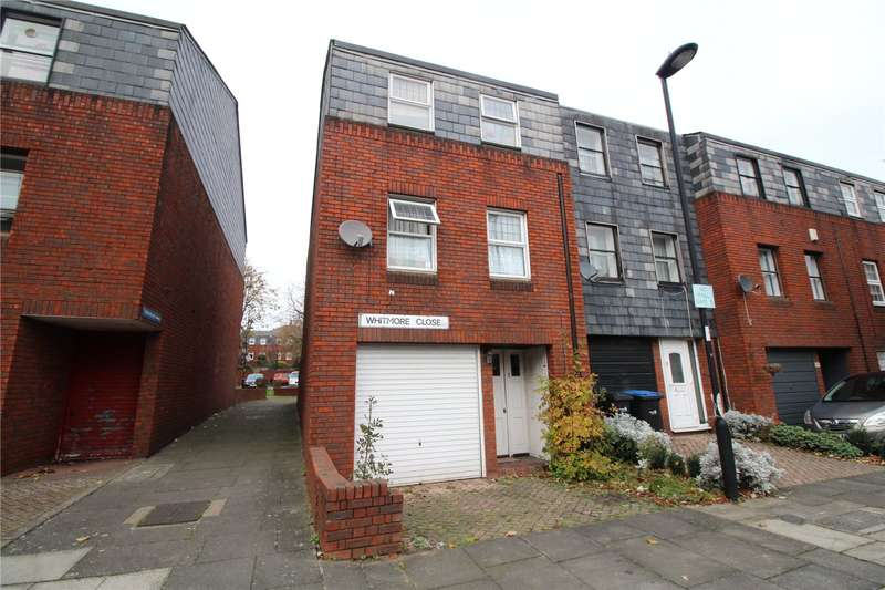 3 Bedrooms End Of Terrace House for sale in Whitmore Close, New Southgate, London, N11