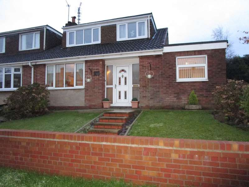 4 Bedrooms Bungalow for sale in Montrose Gardens, Royton