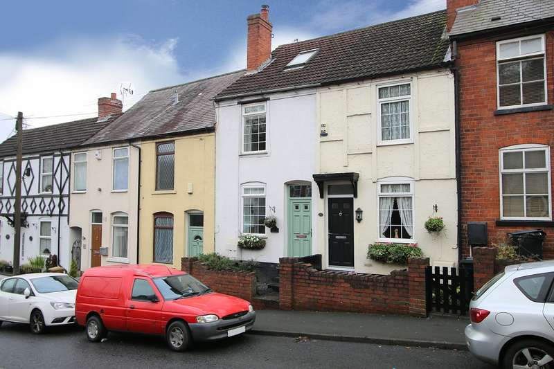 2 Bedrooms Terraced House for sale in Furnace Hill, Halesowen, B63