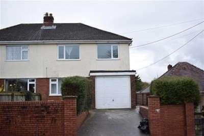 3 Bedrooms House for rent in Waun Road, Loughor, Swansea