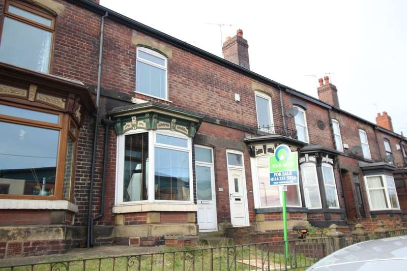 3 Bedrooms Property for sale in Middlewood Road, Sheffield, S6