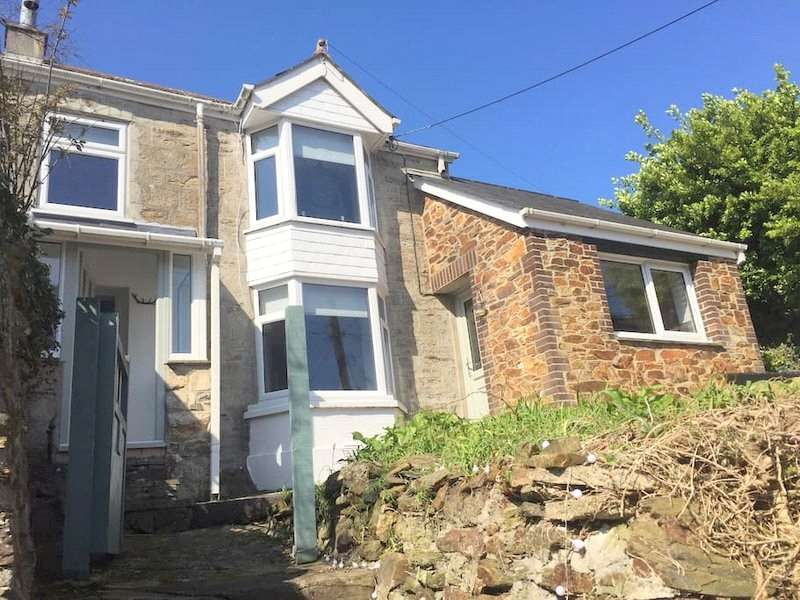 1 Bedroom Semi Detached House for sale in Lower Bolenna Lane, Perranporth, Cornwall