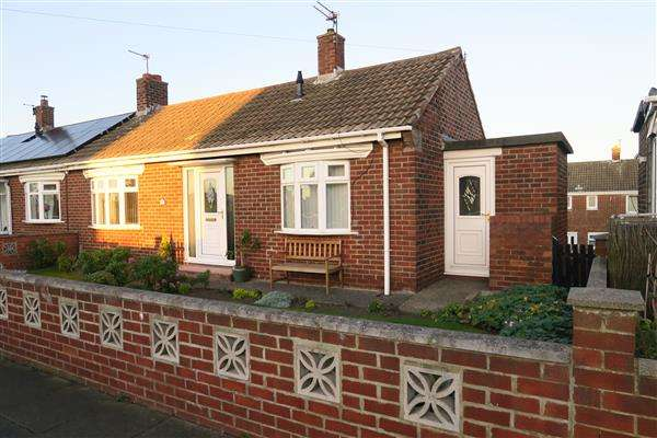 3 Bedrooms Semi Detached House for sale in Lizard Lane, South Shields