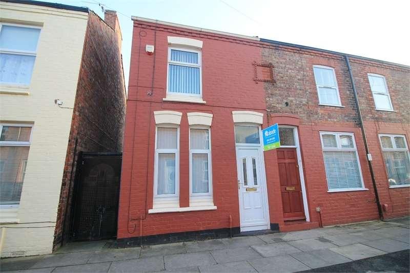 2 Bedrooms Terraced House for sale in Jubilee Road, Crosby, LIVERPOOL, Merseyside