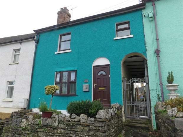 2 Bedrooms Terraced House for sale in Rhosmaen Street, Llandeilo, Carmarthenshire
