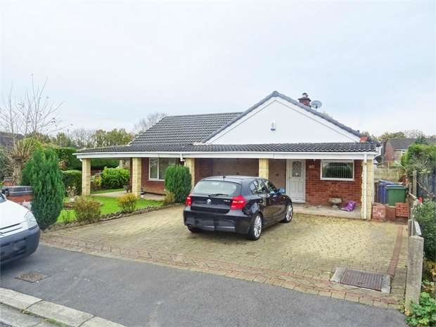5 Bedrooms Detached Bungalow for sale in Ashdale Drive, Heald Green, Cheadle, Cheshire