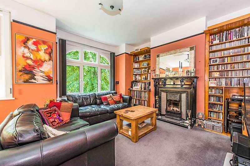 3 Bedrooms Flat for sale in Silver Crescent, London, W4