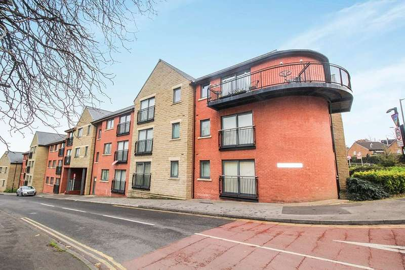 2 Bedrooms Flat for sale in Primrose Drive, Ecclesfield, Sheffield, S35