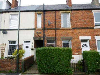 2 Bedrooms Terraced House for sale in Scarsdale Road, Dronfield, Derbyshire