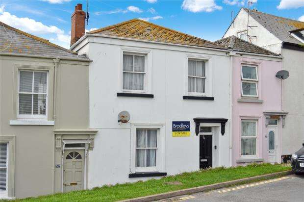 3 Bedrooms Terraced House for sale in Parson Street, Teignmouth, Devon