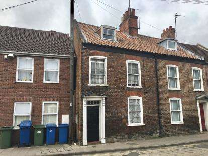 4 Bedrooms End Of Terrace House for sale in Pen Street, Boston, Lincs, England
