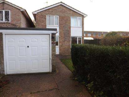 3 Bedrooms Detached House for sale in Othello Close, Hartford, Huntingdon, Cambs
