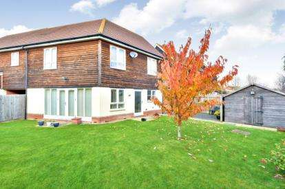 3 Bedrooms Link Detached House for sale in Cubbs Close, Middleton, Milton Keynes