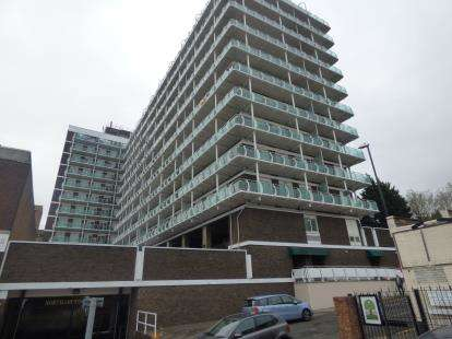 1 Bedroom Flat for sale in Northampton House, Wellington Street, Northampton, Northamptonshire