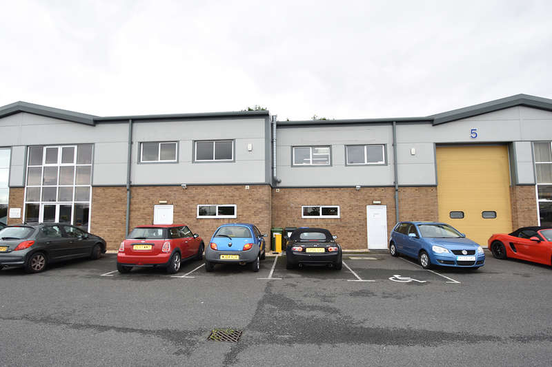 Warehouse Commercial for sale in Units 4 And 5, Holes Bay Business Park, Sterte Avenue West, Poole, BH15 2AA
