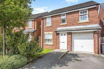3 Bedrooms Detached House for sale in Parish Gardens, Leyland, PR25