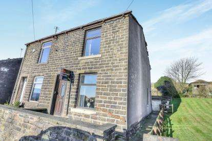 2 Bedrooms Semi Detached House for sale in Todmorden Road, Bacup, Lancashire, OL13