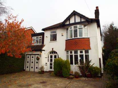 4 Bedrooms Detached House for sale in Hollin Lane, Styal, Cheshire, .