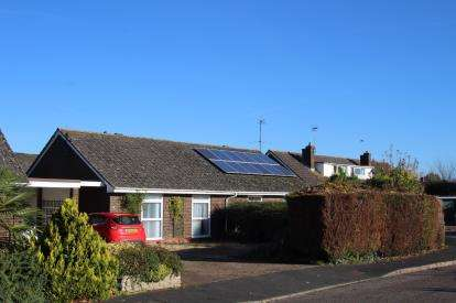 2 Bedrooms Bungalow for sale in Stoke Cannon, Exeter, Devon