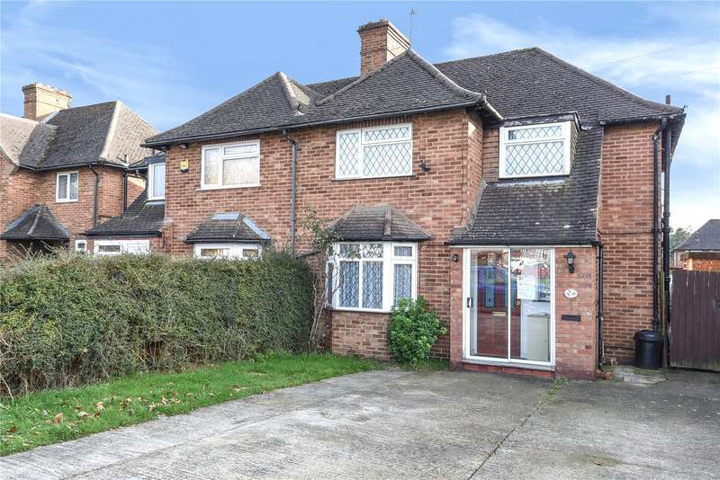 3 Bedrooms House for sale in Tudor Way, Mill End, Rickmansworth, Hertfordshire, WD3