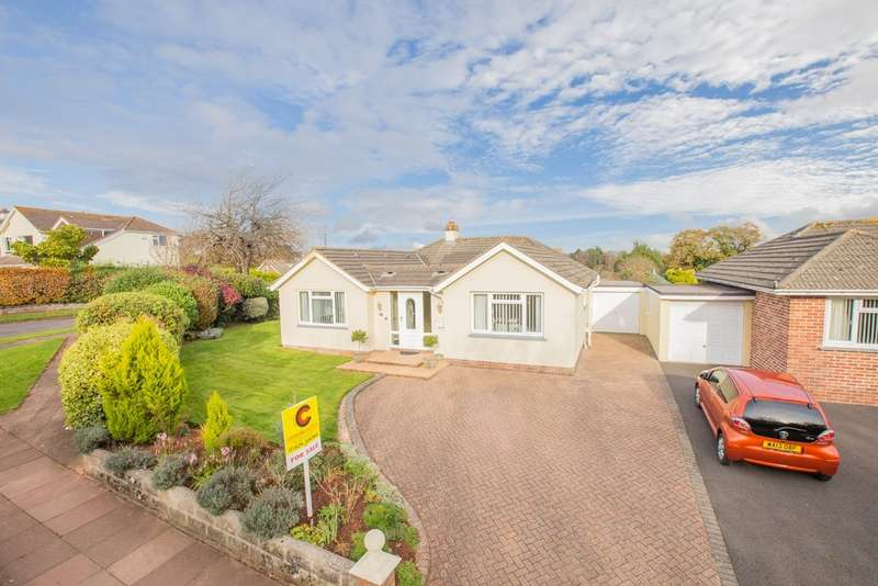4 Bedrooms Detached Bungalow for sale in Nut Bush Lane,Torquay