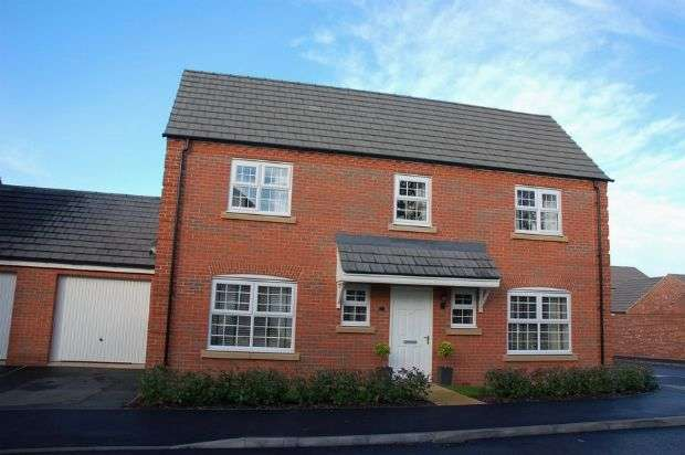 4 Bedrooms Detached House for sale in Carr Road, Moulton, Northampton NN3 7AY