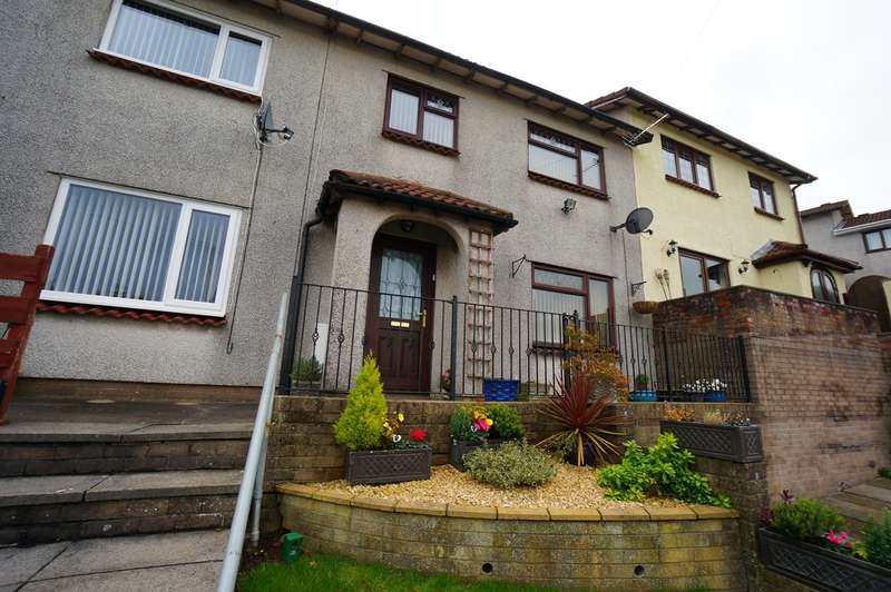 3 Bedrooms Terraced House for sale in Preseli Close, Risca, Newport, NP11