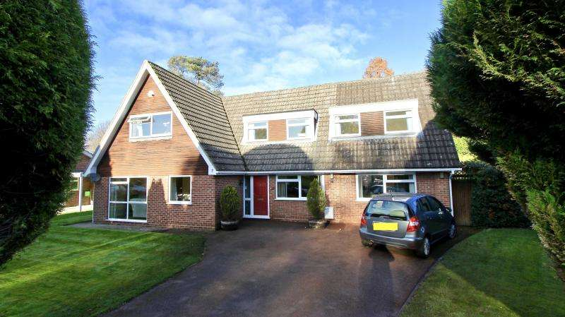 4 Bedrooms Detached House for sale in Berryfield Park, Amersham HP6