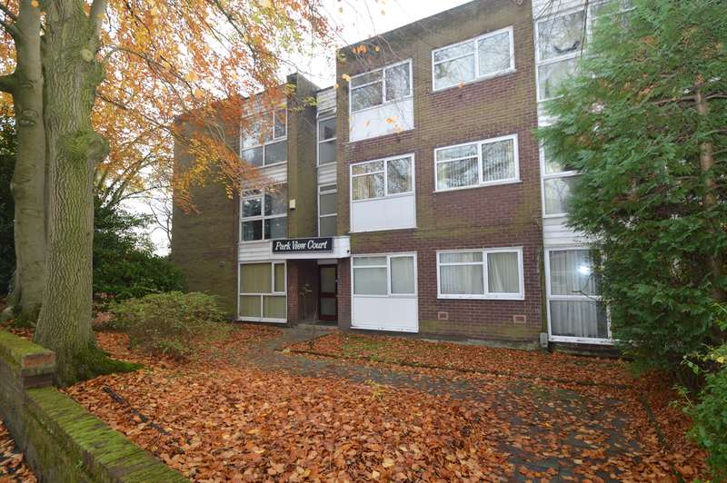 2 Bedrooms Apartment Flat for sale in Park View Court, St Anns Road, Prestwich, Manchester, M25