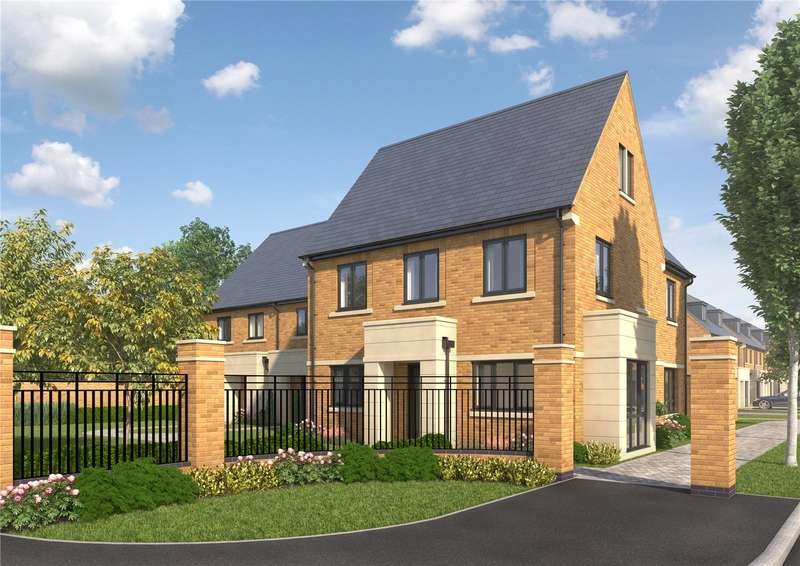 5 Bedrooms Detached House for sale in Imber Riverside, Orchard Lane, East Molesey, Surrey, KT8
