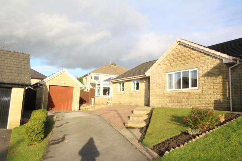 3 Bedrooms Detached Bungalow for sale in Longridge Heath, Brierfield, Nelson, BB9