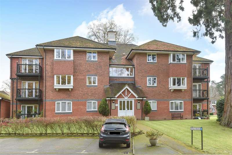 2 Bedrooms Apartment Flat for sale in Doyle House, Masefield Gardens, Crowthorne