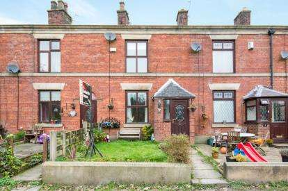 2 Bedrooms Terraced House for sale in Pleasant Street, Walshaw, Bury, Greater Manchester, BL8